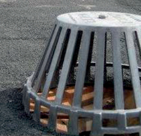 Колпак для ливневой канализации